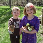 Simple Fail-Proof Gardening with Kids