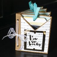 Easy DIY Tag Mini Album