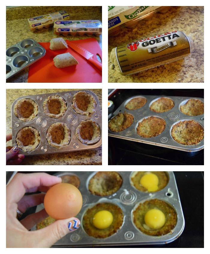 Goetta Amp Egg Breakfast Muffins A Bird And A Bean
