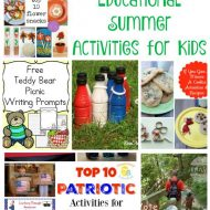6 Fun and Educational Summer Activities for Kids