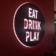 Eat. Play. Drink. At Dave and Busters in Florence {Giveaway}