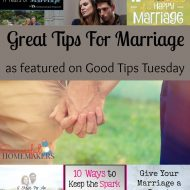 Great Tips for Your Marriage