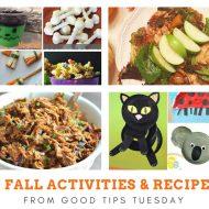 5 Fun Fall Activities and Recipes