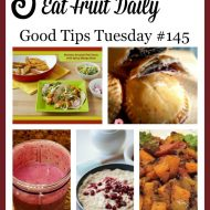 5 Delicious Recipes to Eat Fruit Daily