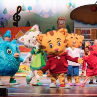 Daniel Tiger's Neighborhood LIVE!  {Giveaway}