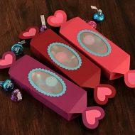 Easy Teacher Valentine's Day Gift Box