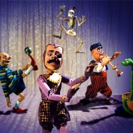 Puppets Kapow at The Children's Theatre {GIVEAWAY}