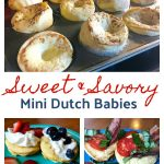 Mini Dutch Babies :: A Simple Sweet or Savory Breakfast