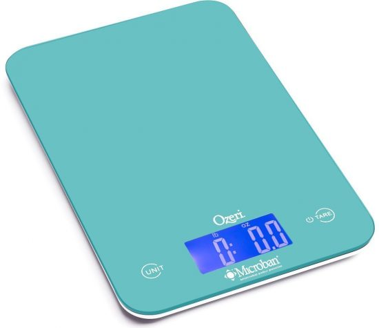 The Ozeri Touch II Digital Kitchen Scale is Amazing