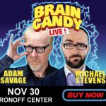 Brain Candy Live in Cincy :: And a Giveaway!