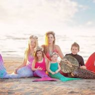 SunTails Swimmable Mermaid Tails