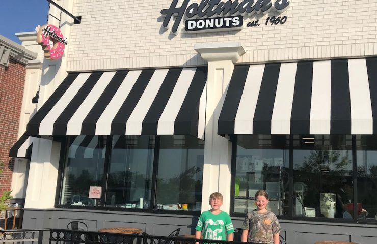 The Donut Trail in Butler County Ohio