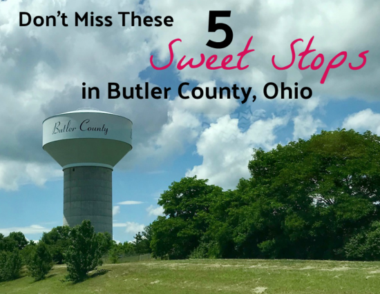 Top 5 Sweet Stops in Butler County, Ohio