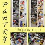 Pantry Organization Reveal