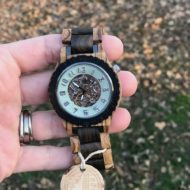 Unique Wooden Watches for a Lifetime {and A Giveaway}