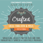 Crafted Festival is Back {Local Food, Beer and Music} plus a Giveaway