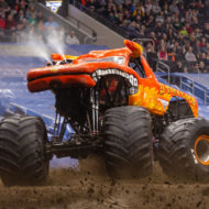Monster Jam Triple Threat {GIVEAWAY}