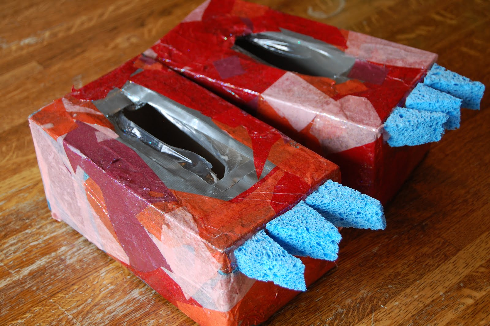 Tissue Box Crafts For Kids