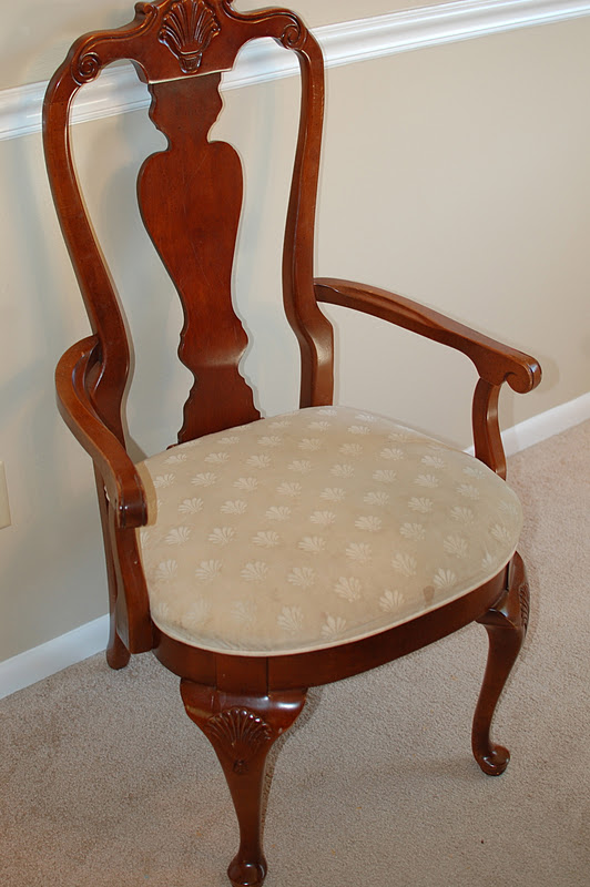Superb Dining Room Chair Redo